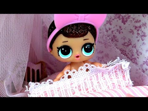 Мама испортила все планы у куколки лол сюрприз! Мультик с игрушками лол куклы