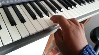 Yaar indha saalai oram keyboard