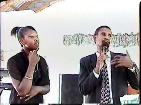 Pastor Denny, Kingdom Life Ministries, Barrouallie, STV