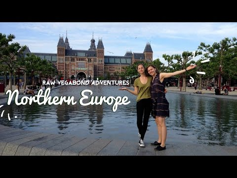 Raw Vegabond Adventures - Northern Europe