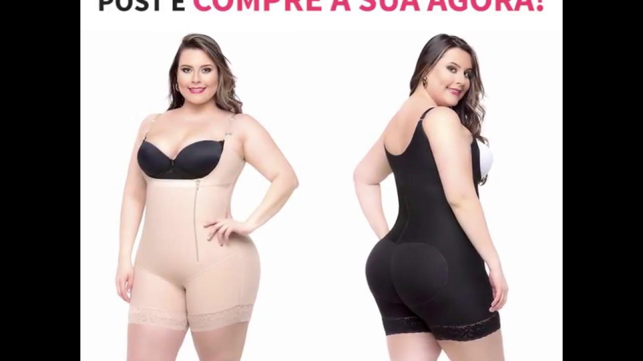 19839c8e4 Cinta Body Modeladora - Wishes Fulfilment - YouTube