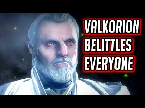 SWTOR KOTET ► Valkorion Belittles All Classes in the Ending of Knights of the Eternal Throne