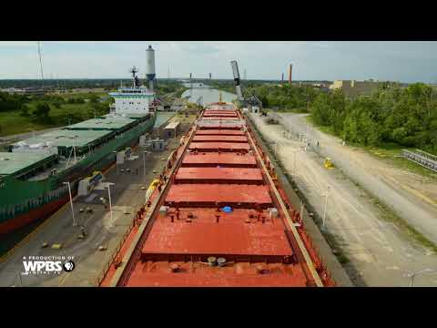 Great Lakes-St  Lawrence River Shipping - Chamber of Marine