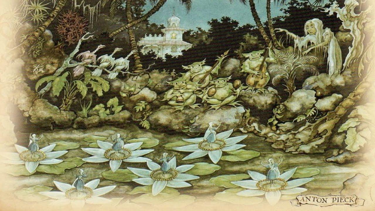 Sprookjesbos de indische waterlelies 1966 youtube