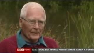 "James Lovelock - Population Reduction ""max 1 billion"""