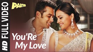 "Enjoy this full hindi song from salman khan, govinda, lara dutta, katrina kaif starrer movie partner. song: ""you are my love"" film: ""partner"" singer: shaan, ..."