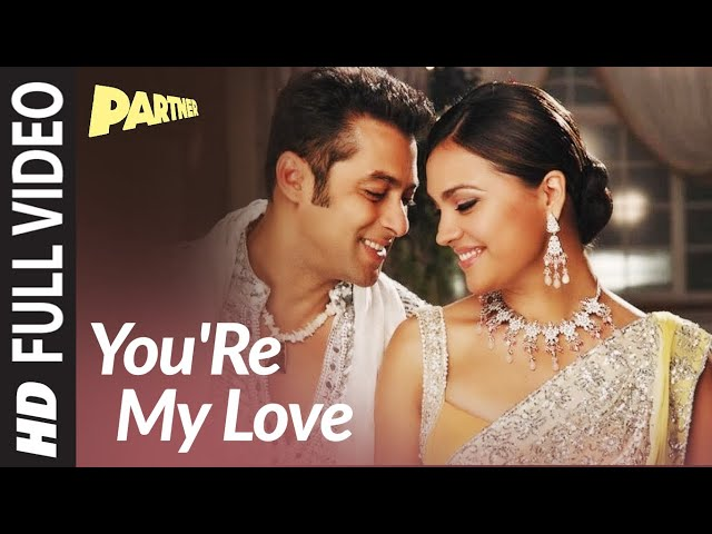You are My Love Full Video Song | Partner | Salman Khan, Lara Dutta, Govinda