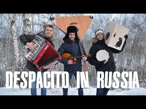 Despacito al estilo ruso