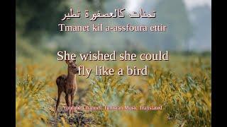 Saber Rebai - Sayd errim (Tunisian lyrics & English translation) | صابر الرباعي - صيد الريم
