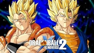 Vídeo Dragon Ball Xenoverse 2