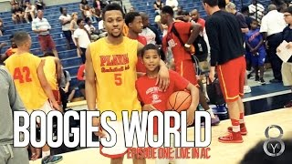 Boogie's World Episode 1 - Live in AC