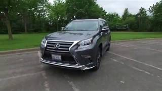2017 Lexus GX 460 video preview