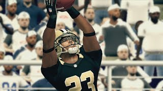 Madden 25 Top 10 Plays of the Week Episode #10 - Hold These Nuts! Massive Cracked Helmet