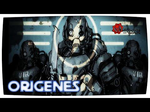 Gears Of War 4 Origenes de la URI UNION DE REPUBLICAS INDEPENDEIENTES