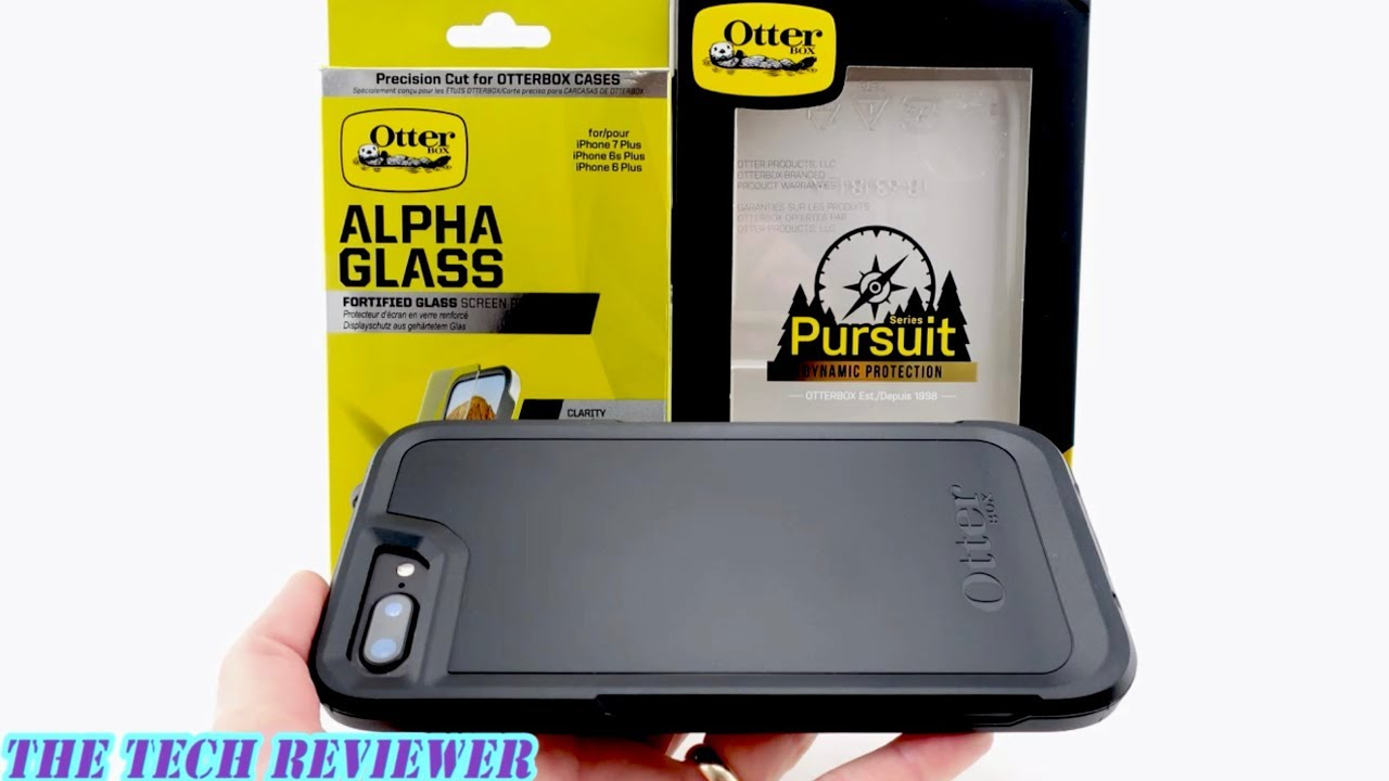 separation shoes b4672 91538 OtterBox Pursuit + Alpha Glass: A Super Protective Combo for iPhone 7 Plus!