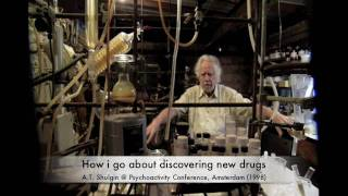 A. T. Shulgin - How i go about discovering new drugs (1998) [1/5]