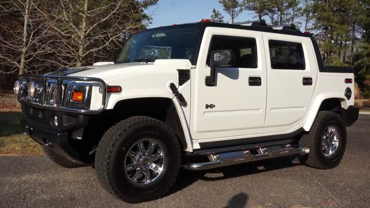 Cable Car Black And White Wallpaper Sold 2006 Hummer H2 Sut Luxury For Sale Rare White Low