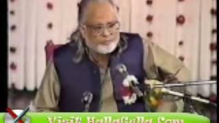 Mushaira Muzaffar Warsi Ghazal HallaGulla Com