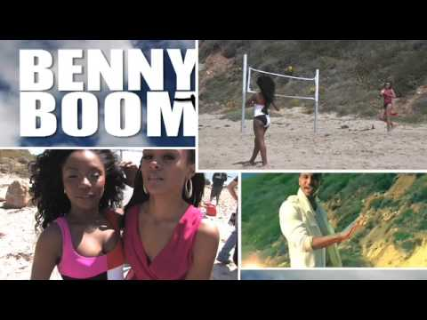 Behind the Scenes: Trey Songz - I Need A Girl (BennyBoomTV)