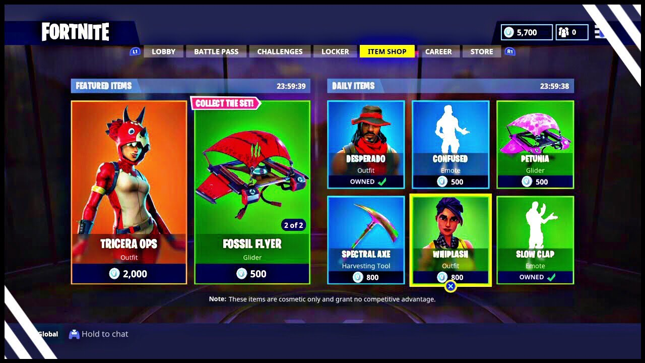 Fortnite ITEM SHOP April 21 2018! NEW Featured items and ...