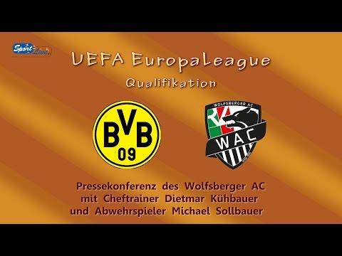 Borussia Dortmund - Wolfsberger AC: Pk Des Wolfsberger AC