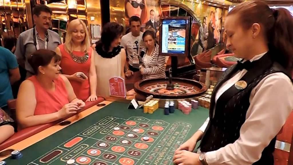 казино на лайнерах