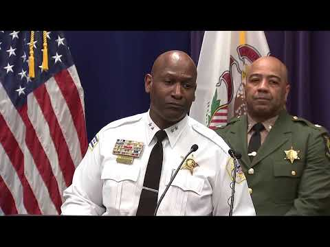 CHICAGO POLICE SPEAK ABOUT NEW YEAR'S EVE SAFETY PLAN