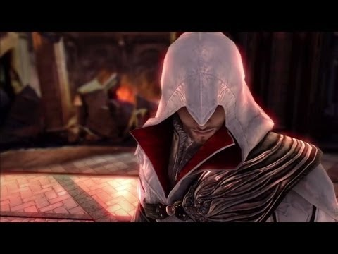 Soulcalibur V  X360  PS3  Meet Ezio Auditore!