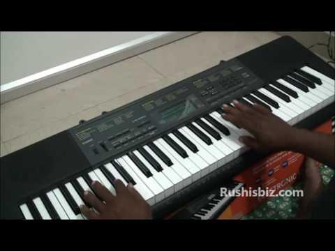 O Priya Priya (Piano Instrumental) - Geetanjali | Idhayathai Thirudathey
