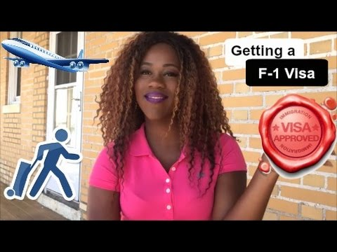 International Student in the US | F-1 Visa Process + Immigration Interview Tips | TaysDays