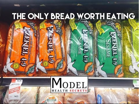 The Healthiest Bread Brand | MODEL HEALTH SECRETS