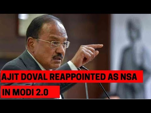 DNA: Ajit Doval reappointed as National Security Advisor in Modi 2.0; All you need to know