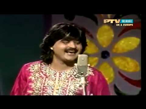 Punjabi folk JUGNI by ARIF LOHAR LIVE on PTV