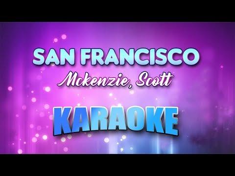 Mckenzie Scott - San Francisco Karaoke  with