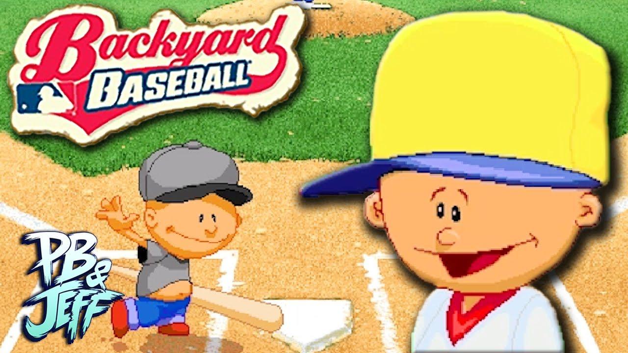 Backyard Baseball (Part 1) | Humongous Entertainment - PABLO MVP! - Backyard Baseball (Part 1) Humongous Entertainment