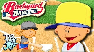 PABLO MVP! - Backyard Baseball (Part 1) | Humongous Entertainment