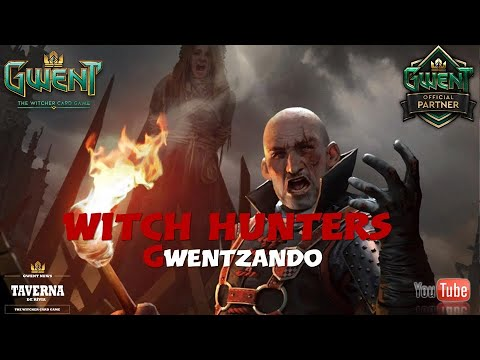 [gwent] Witch Hunters Syndicate Deck