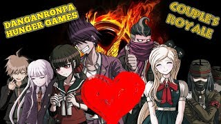 SINKING SHIPS | Danganronpa: Couple's Royale (Hunger Games Simulator)