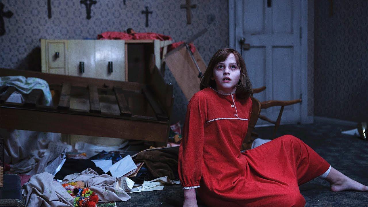 老房子频发灵异事件,是人为闹剧还是真的有鬼,全程高能的恐怖片《招魂2》