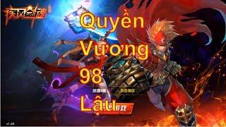 Game Lậu - Quyền Vương 98 Lậu Free Max Vip + 666666 Kim Cương