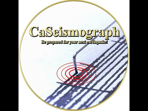 Live Earthquake Stream 24/7 Ca Seismograph