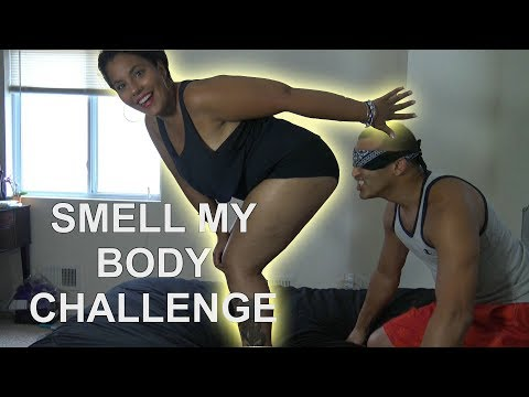 SMELL MY BODY CHALLENGE