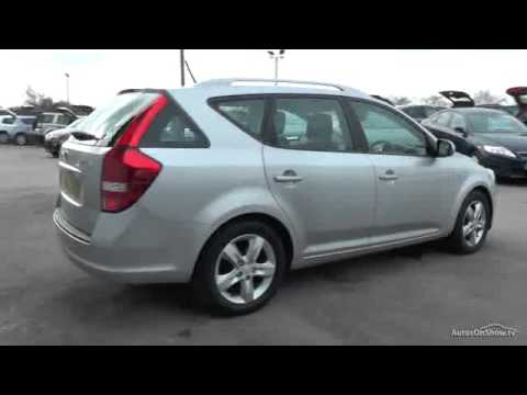 2011 kia ceed crdi 2 sw ecodynamics youtube. Black Bedroom Furniture Sets. Home Design Ideas