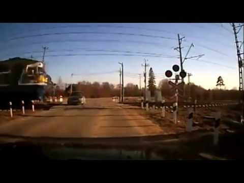 Compilation - The Worst Accident On The Railway In Russia