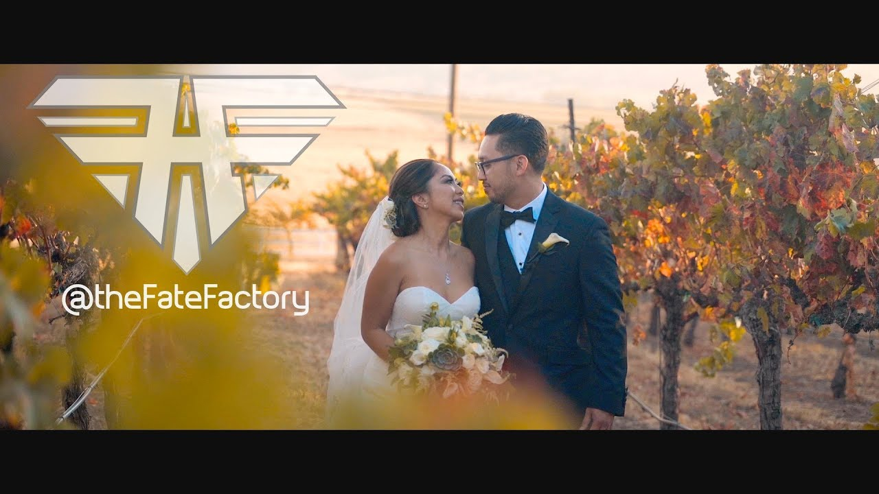 Elma & Christopher Delos Angeles - Wedding Highlight Film - Sony a7Rii, Zhiyun Crane, DJI Phantom