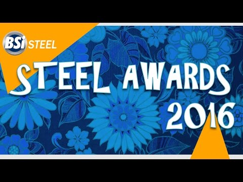 And the Steel Awards 2016 Winner is...