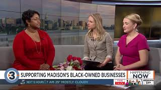 Madison's Black Chamber of Commerce highlights local black-owned businesses