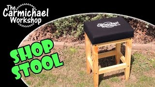 Make a Workshop Stool or Bar Stool