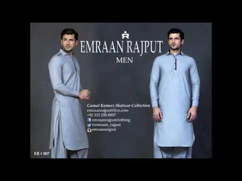 Raindrops Rajput Fashionable Kurta Design For Men