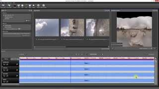 Basic Video Stitching (1 of 3) - Autopano Video Pro Tutorial #1